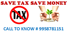 SAVE TAX SAVE MONEY