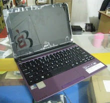 jual netbook 2nd acer aod260