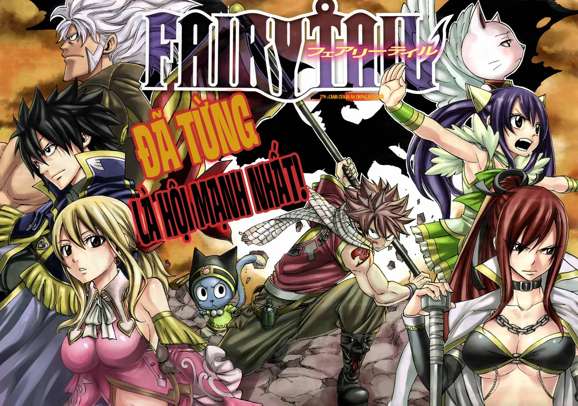 Fairy Tail chap 279 page 2 - IZTruyenTranh.com