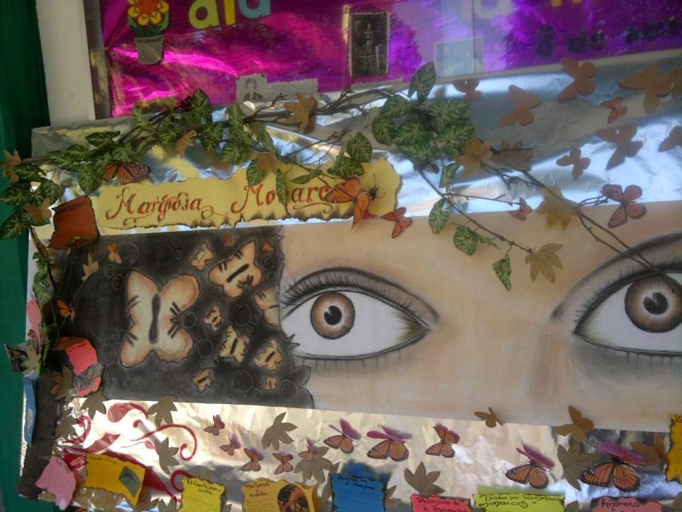 Ecolog a y medio ambiente bloque 1 actividades for Concepto de periodico mural