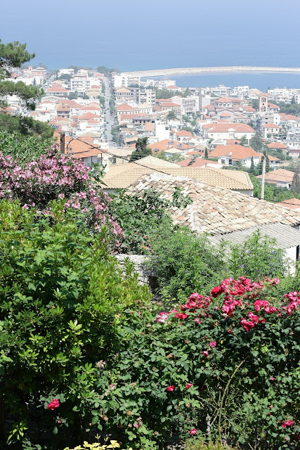 Θέα από την Παλιά Πόλη