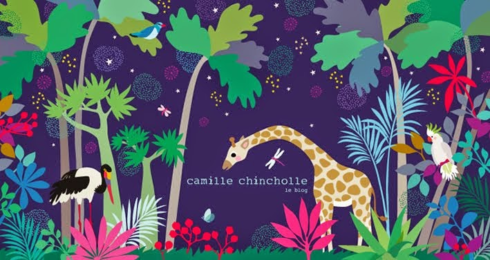 Camille Chincholle illustratrice