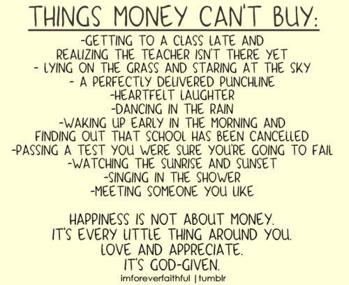 Can Money Buy Happiness Essay On