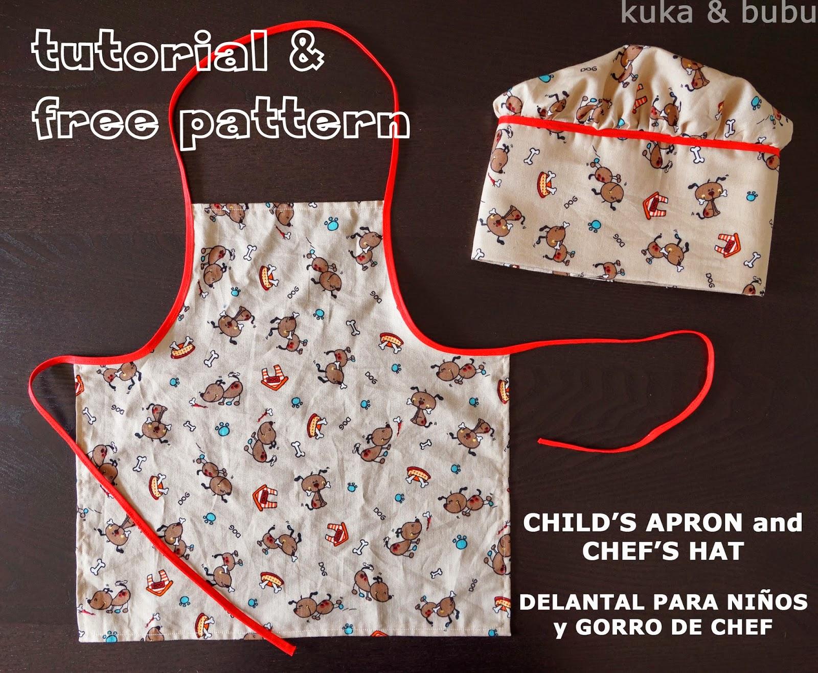 http://kukaandbubu.blogspot.com.es/2014/05/tutorial-free-pattern-apron-and-chefs.html