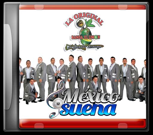 Descargar La Original Banda El Limon - En Vivo Mexico Suena Disco 2013