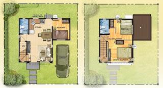 Villa Montserrat Taytay Iris Floor Plan