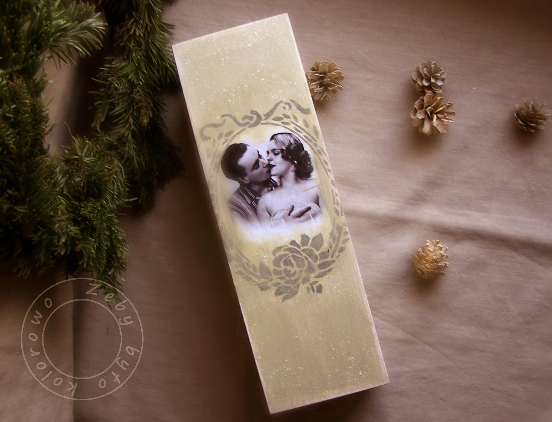 walentynkowy prezent handmade