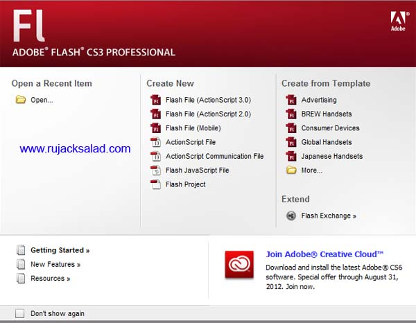 Introduction to Adobe Flash CS3