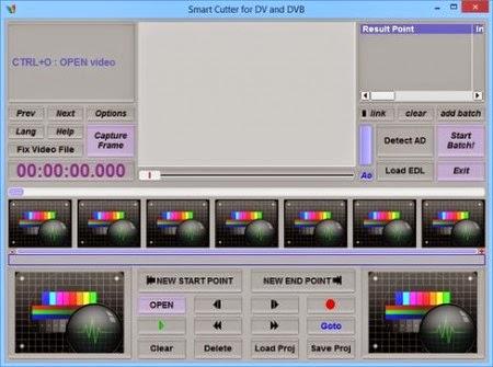 FameRing Smart Cutter for DV and DVB