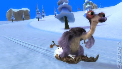 Ice Age Continental Drift Arctic Games (2012)