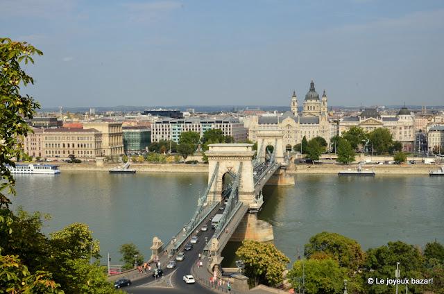 Budapest - Pont des Chaînes