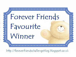 Forever Friends Favourite Winners Badge