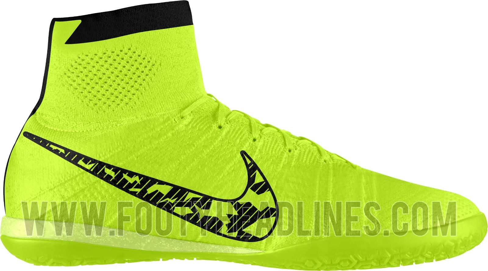 gelbe nike elastico superfly 2015 fu ballschuhe enth llt. Black Bedroom Furniture Sets. Home Design Ideas