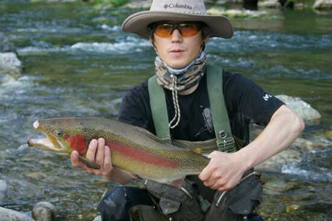 Four seasons angling club korea fly fishing summer for Fly fishing clubs