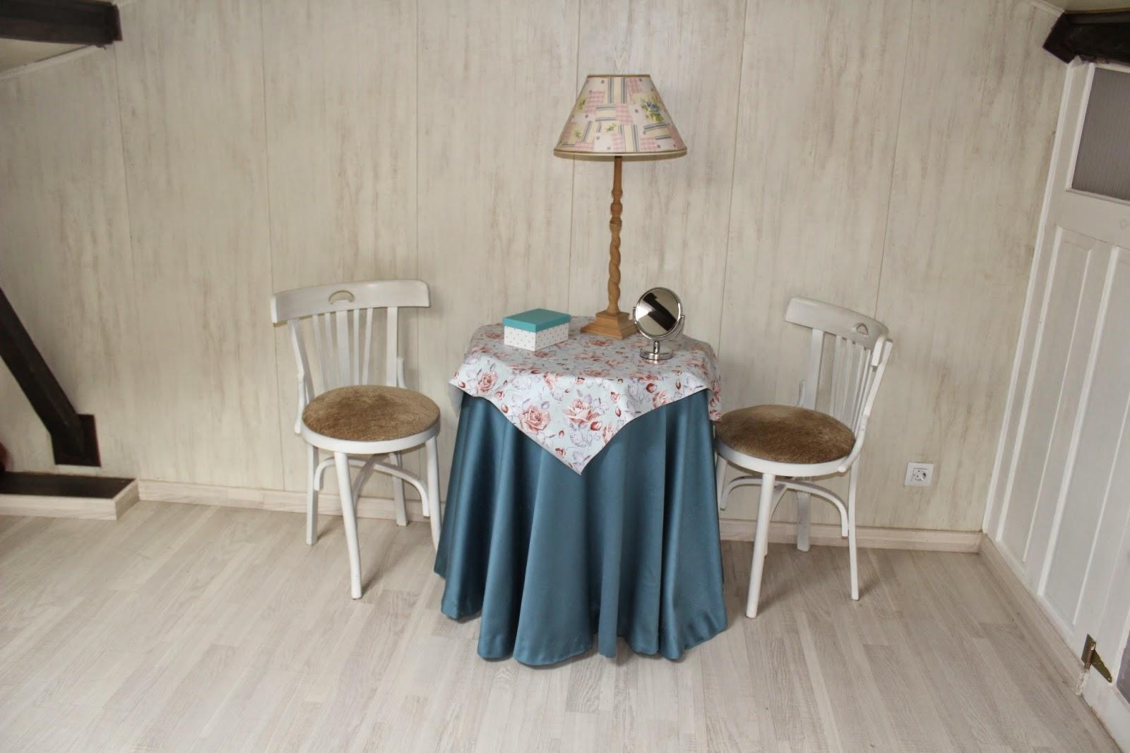 Gloria vintage silla para el desv n - Mesa camilla moderna ...