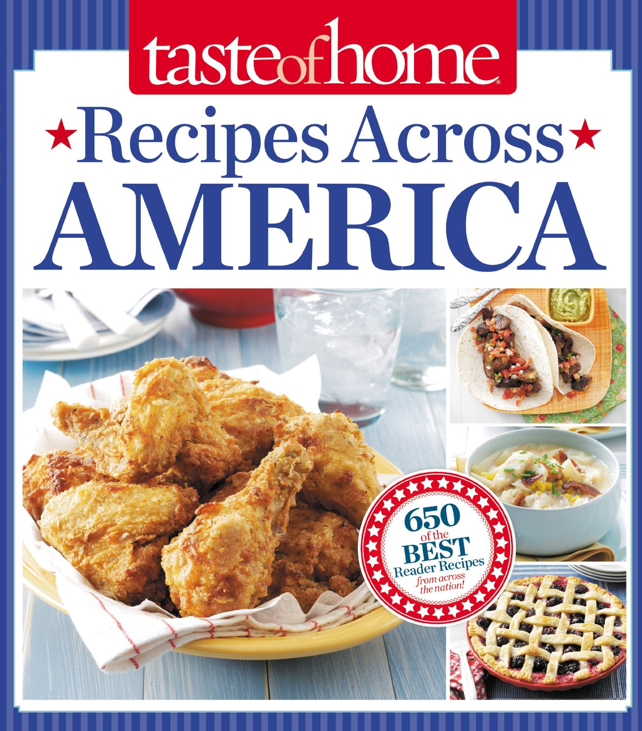 Booking mama review taste of home recipes across america review taste of home recipes across america forumfinder Gallery