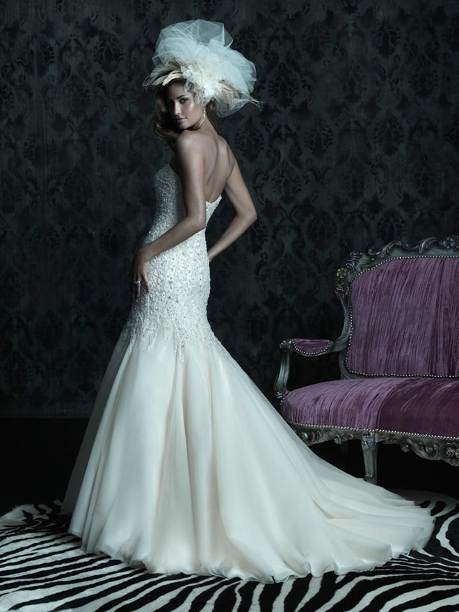 Halloween Themed Wedding Dresses 39 Beautiful Allure Couture Fall My