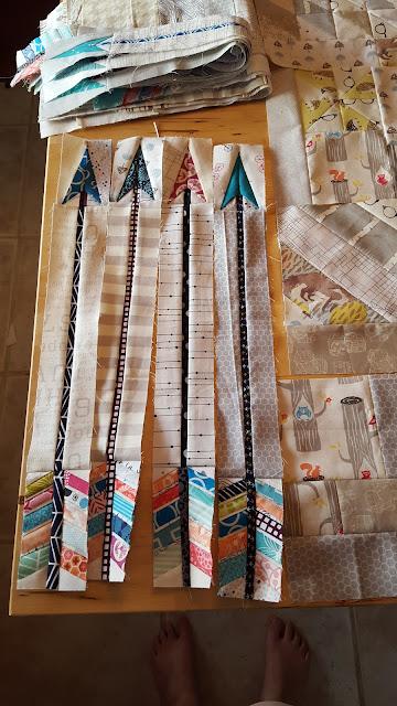 sew what sherlock paper pieced arrows full