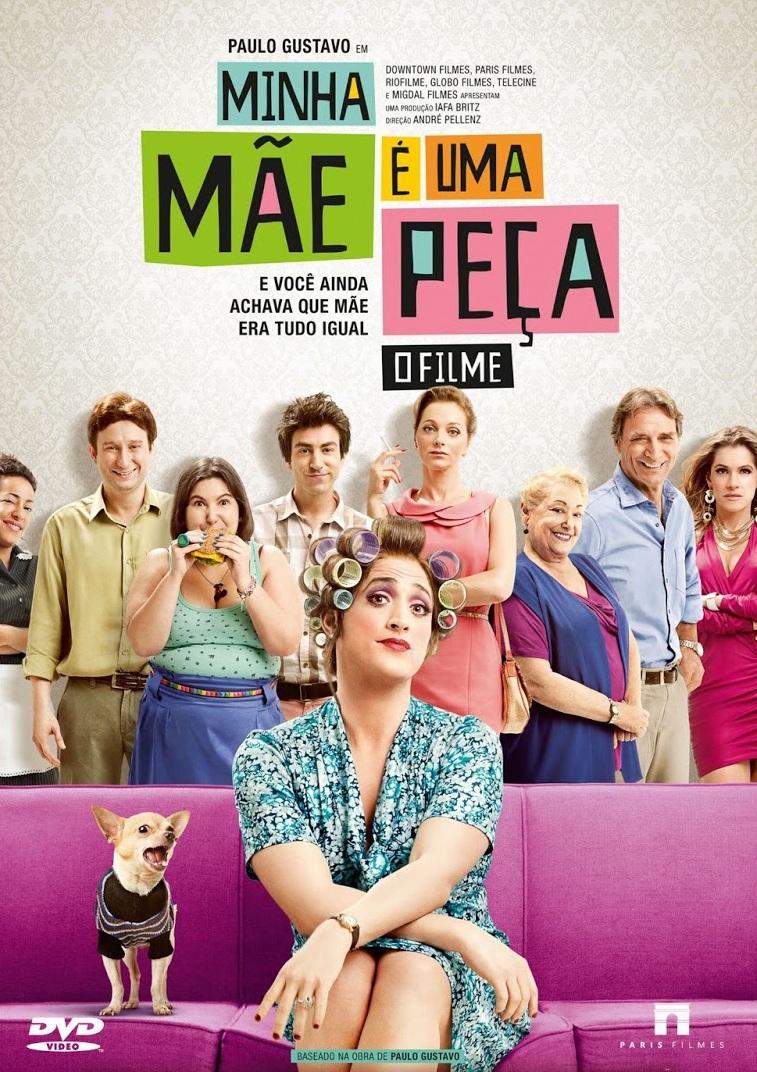 Minha Mãe é Uma Peça – Nacional (2013)