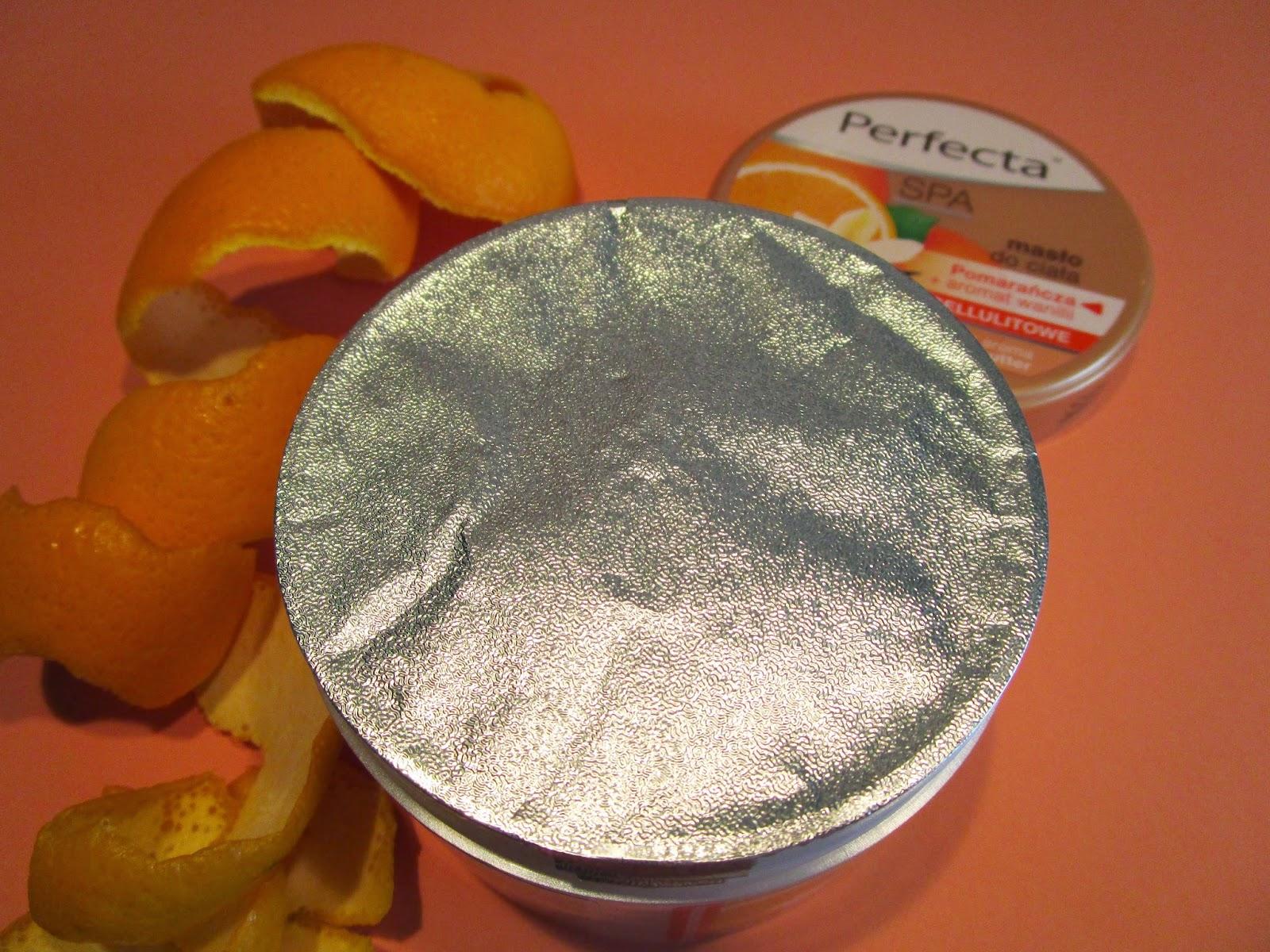 Body Butter Perfecta Spa Anticelulítica Naranja y Vainilla de Cosmética Perfecta