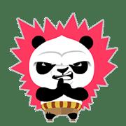 Kung Fu Panda Kawaii