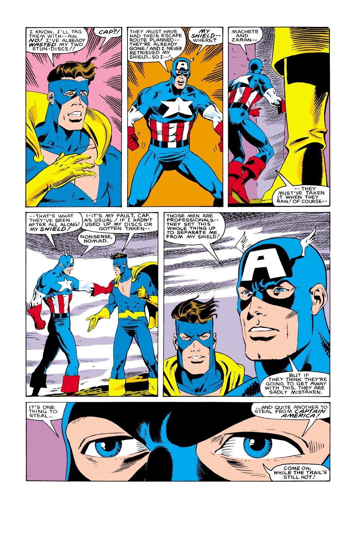 Captain America (1968) Issue #302 #230 - English 22