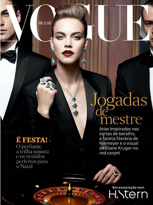 Vogue Brasil dezembro 2013