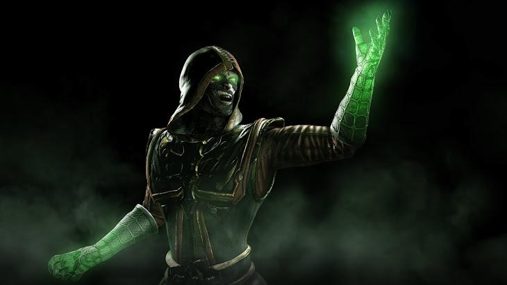 Ermac - Mortal Kombat X