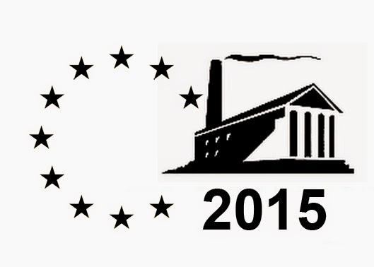 2015 AÑO EUROPEO del PATRIMONIO INDUSTRIAL