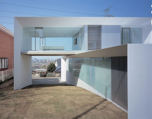 Simplicity love ar house japan katsufumi kubota for Arquitectura minimalista casas
