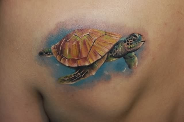 sea turtle tattoos. Black Bedroom Furniture Sets. Home Design Ideas