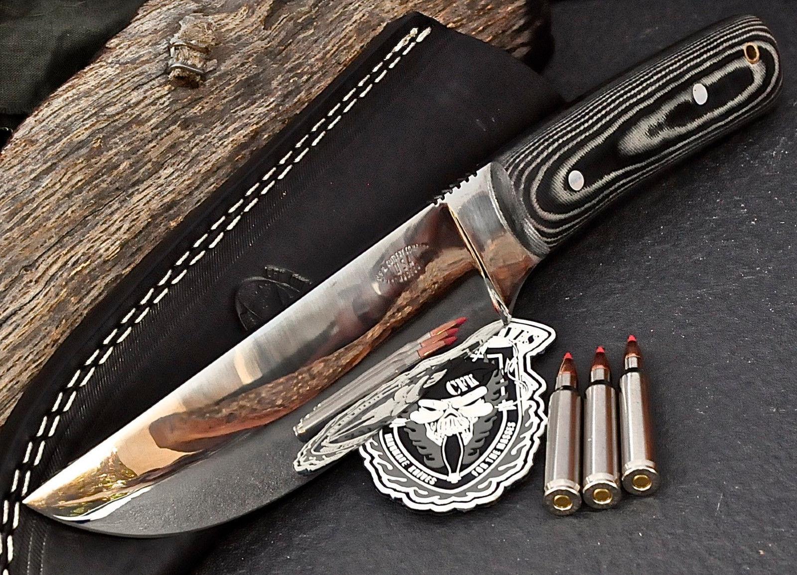 knife store cfk usa custom handmade mirror polished d2 large