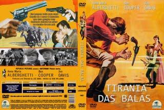 TIRANIA DE BALAS (1957) - REMASTERIZADO