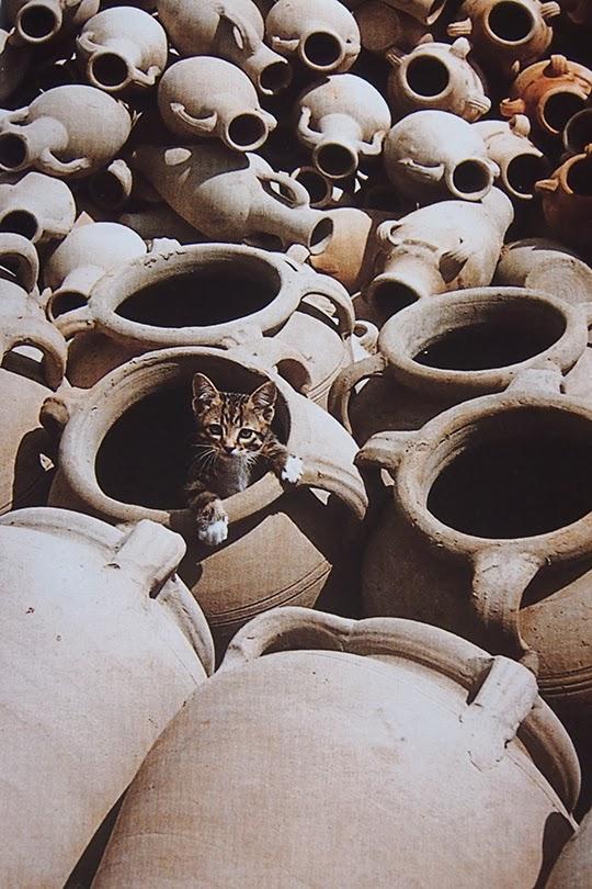 Guellala pottery