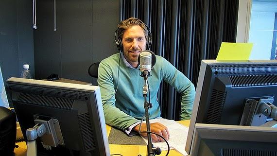Henrik Lundqvist On Sommar Ip  Talk Radio Show Includes Translations