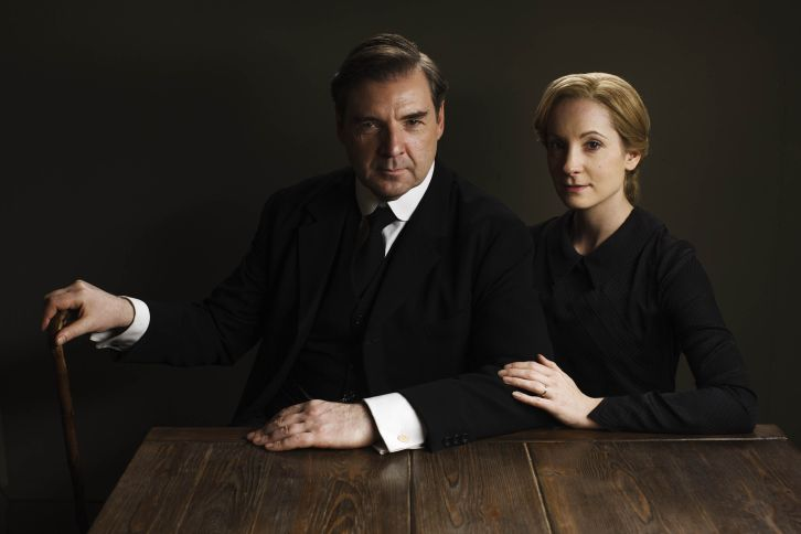 Downton Abbey - Season 5 - First Look Promotional Photos