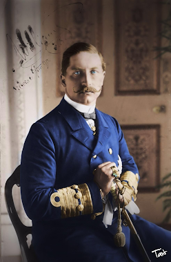 HIS MAJESTY KAISER WILHELM II
