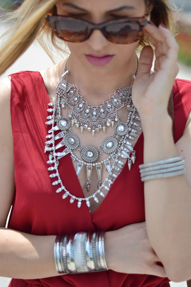 Balkan style by M.: City boho chic + Shein giveaway winner