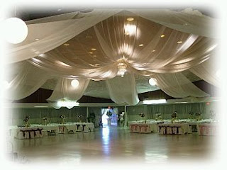 Wedding decoration for ceilings