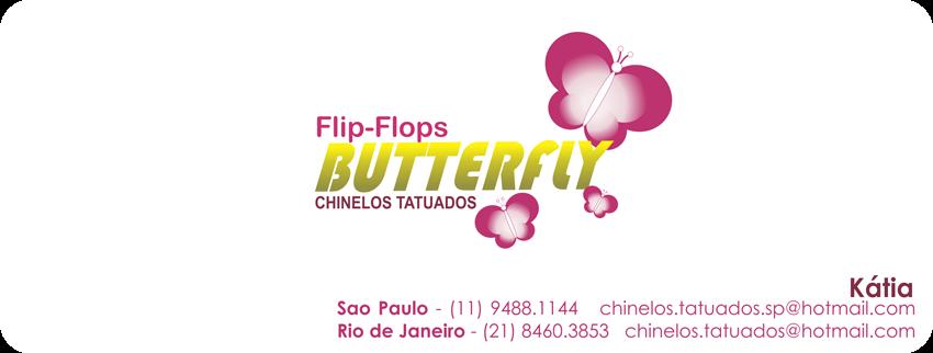 Flip-Flops Butterfly