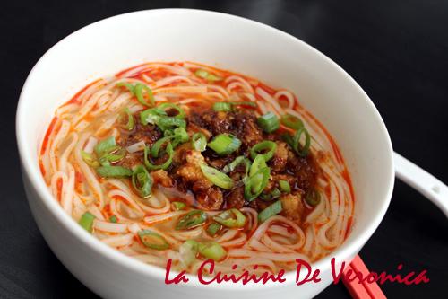 擔擔麵 Sichuan Spicy Noodle