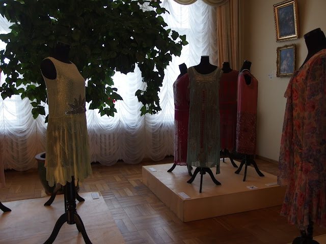 Just in Style Holiday Lithuania Part 6 - Forgotten fashion estate  Chaim Frenkel Villa
