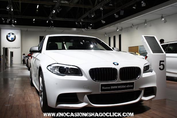 BMW Serie 5 berlina grande más vendida en españa en 2014