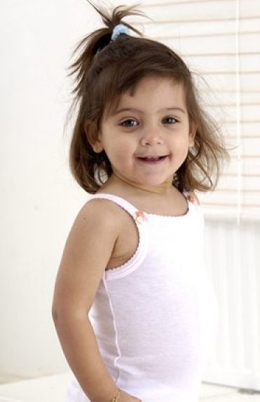 Hairstyles For Little Girls With Medium Hair Cute Hairstyles For