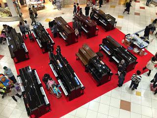 ピアノ大展示会