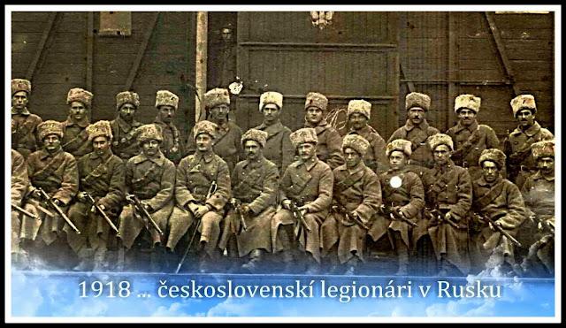 legión checoslovaca, guerra civil rusa,