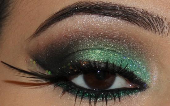 tutorial de maquiagem Glau Arruda