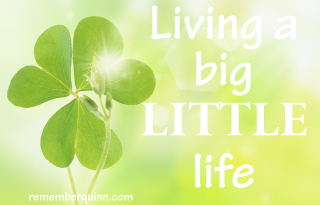Livings a big little life