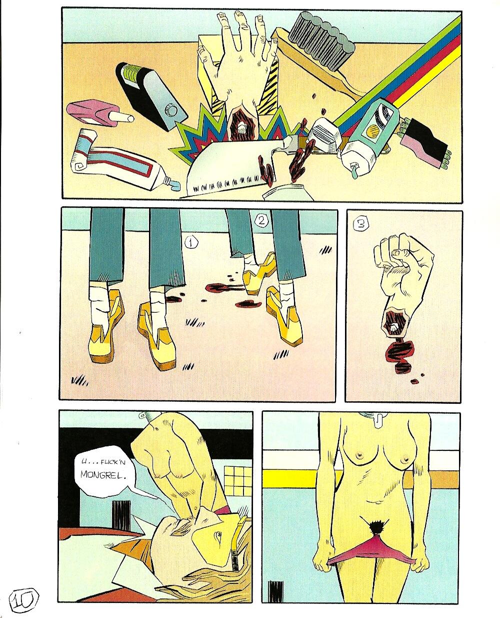 comics pornograficos