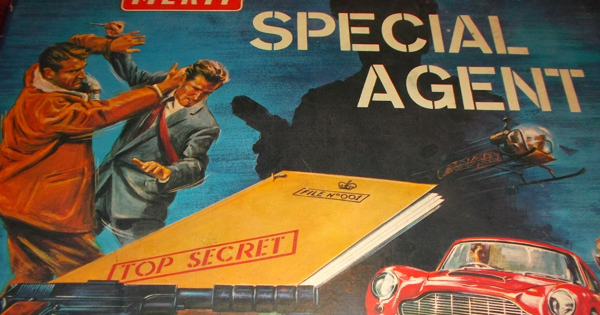 MOONBASE CENTRAL MERIT SPECIAL AGENT TOY SET